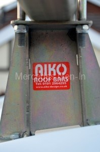 Aiko Roof Bar Mounting Bracket
