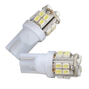 T10 LED Side Light Bulbs