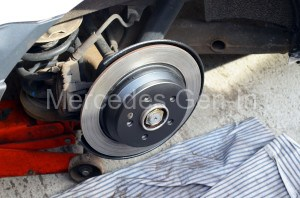 Fitted Disc_Drum Assembly