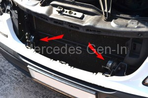 Improving the mercedes vito w639 horn mercedes gen in twin horn mounting location behind grille fandeluxe Image collections