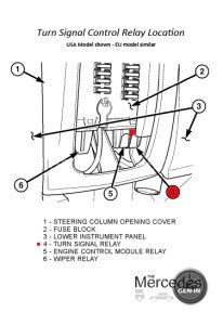 Sprinter Starter Relay Wiring Diagram on battery warning light