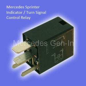 Sprinter Indicator Control Relay V X on Turn Signal Flasher Diagram