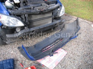 Repair plate Vito Headlamp 4