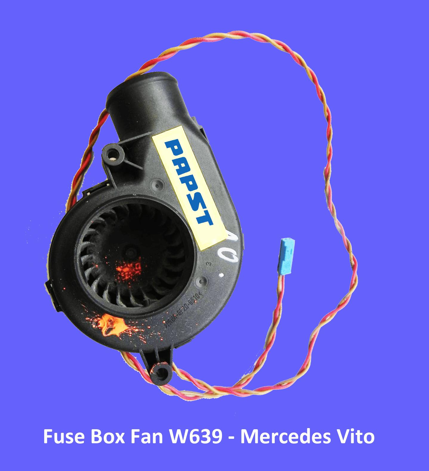 mystery fan noise inside cabin vito w639 2017 mercedes sprinter fuse box diagram mercedes benz vito w639 fuse box