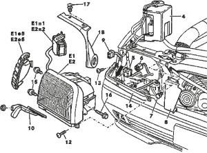 R129 Mercedes Sl Headl  Repair additionally  on wiring diagram mercedes sl r129