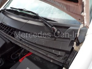 Mercedes vito w639 front road spring replacement for Mercedes benz vin number location