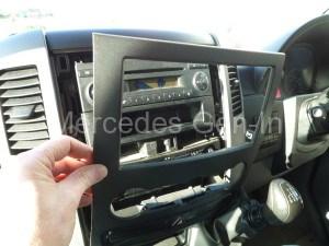 Sprinter NCV3 Radio Removal