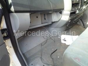 Sprinter NCV3 Glove Box Removal