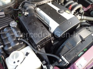 Mercedes M104 Engine Leaks