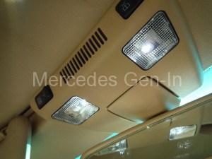 SL R129 LED Dome Light Mod