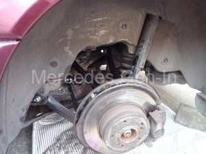 Rear Suspension Refresh (R129) Mercedes SL & (W124) 7