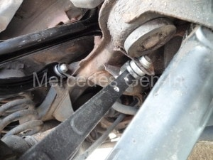 Rear Suspension Refresh (R129) Mercedes SL & (W124) 5