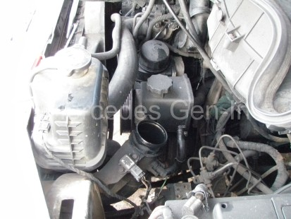 Sprinter auxiliary belt and tensioner problems 4
