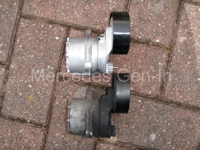 Sprinter auxiliary belt and tensioner problems 8