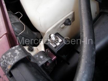 Mercedes SL (R129) Rubber bobbin bushes 4