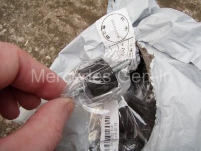 Mercedes SL (R129) Rubber bobbin bushes 6
