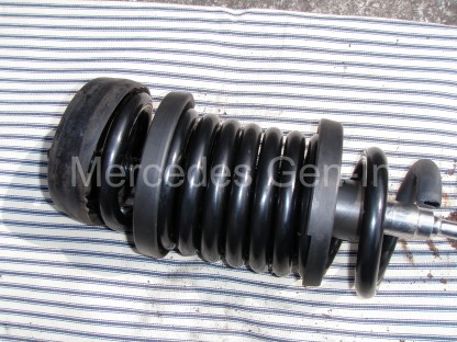 Mercedes SL R129 Front spring swap 5