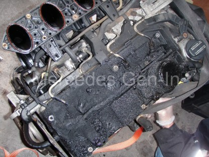 Mercedes Diesel Injector Removal and Fitting 2