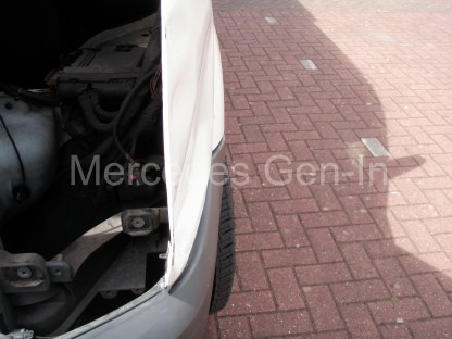 Mercedes Sprinter DIY Bodywork Repair 1