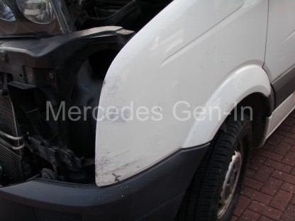 Mercedes Sprinter DIY Bodywork Repair 3