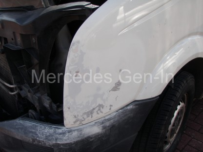 Mercedes Sprinter DIY Bodywork Repair 4