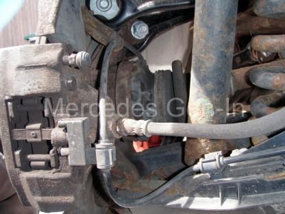 Mercedes SL (R129) ABS fault 5