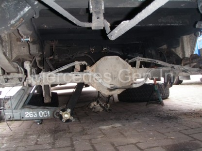 Sprinter Axle Replacement 5