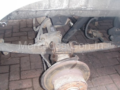 Sprinter Axle Replacement 7