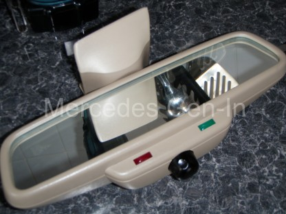 Mercedes SL (R129) Mirror Repair 9