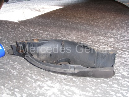 Mercedes C200 Rear damper replacement 3