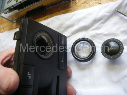Mercedes Sound 5 Radio Repair 6