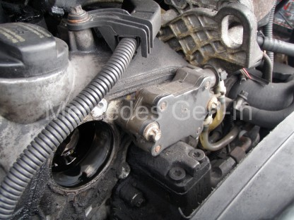 Mercedes Benz E300 Diesel Fuel System Diagram - Wiring