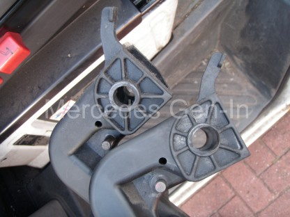 Mercedes Sprinter Clutch Pedal Wear 1