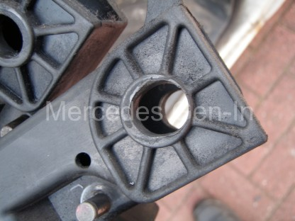 Mercedes Sprinter Clutch Pedal Wear 2