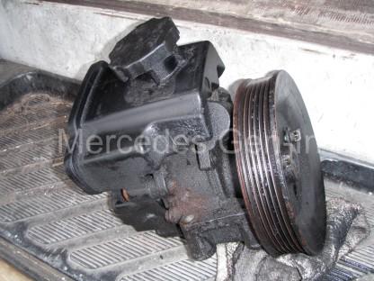 Mercedes Sprinter Vito Power Steering Pump Change 4
