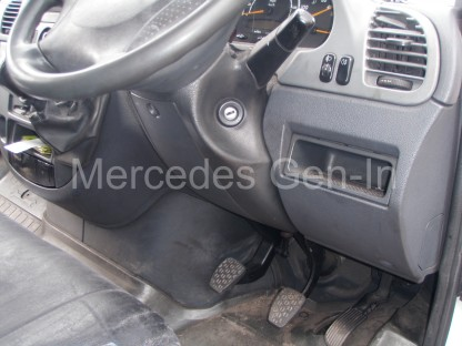 Mercedes Sprinter Steering Column Replacement 5