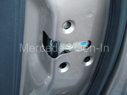 Nissan Note Cannot Open Front Door From Inside 3