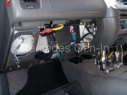 Mitsubishi L200 Heater Matrix replacement 7