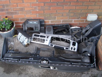 Mitsubishi L200 Heater Matrix replacement 17