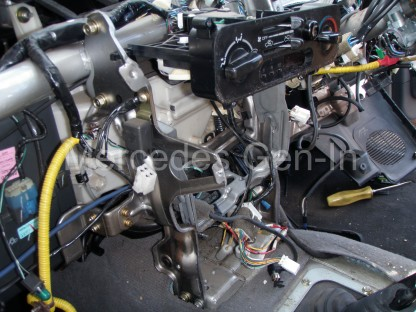Mitsubishi L200 Heater Matrix replacement 18