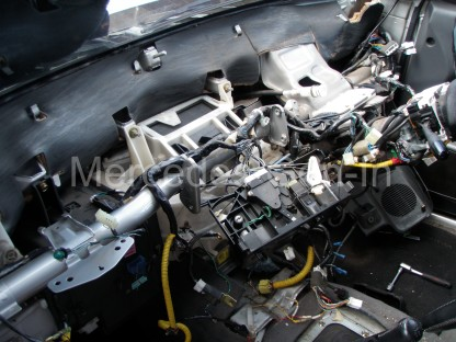 Mitsubishi L200 Heater Matrix replacement 21