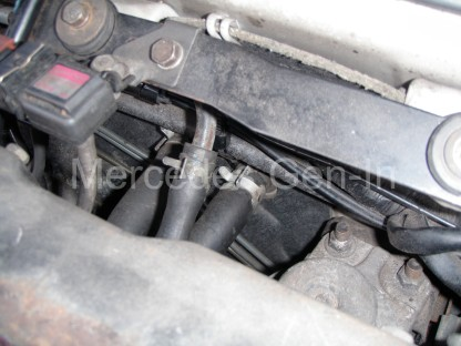 Mitsubishi L200 Heater Matrix replacement 22