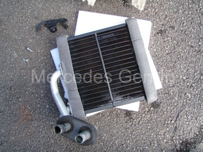 Mitsubishi L200 Heater Matrix replacement 28