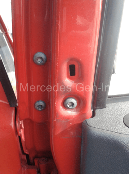 Mercedes Vito W639 Manual Door Mirror Replacement 5
