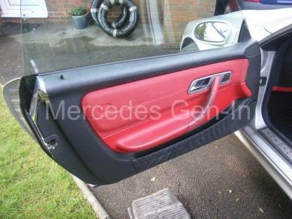 Mercedes SLK Central Locking Fix 1
