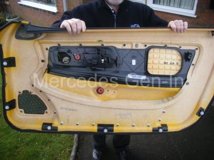 Mercedes SLK Central Locking Fix 9