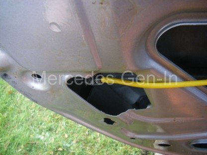 Mercedes SLK Central Locking Fix 13