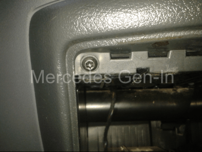 Mercedes Vito W639 Reverse Lamp Switch Adjustment 4