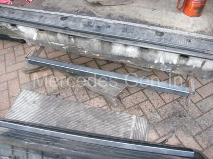 Mercedes Sprinter rear foot step repair 3