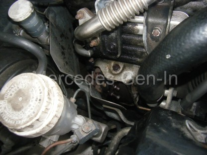 Mitsubishi L200 Turbo Actuator Adjustment 1